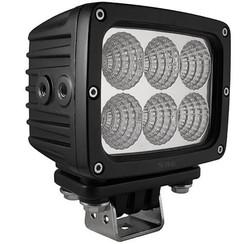 LED Werklamp | 60 watt | 5400 lumen | 9-36v | 40cm. kabel