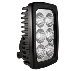 LED Work light | 30 watt | 3000 lumens | 9-36V | 40cm. cable