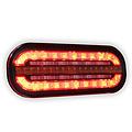 Fristom LED compact achterlicht met dynamisch knipperlicht    12-24v  