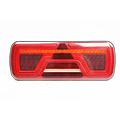 TRALERT® Rechts   LED Neon achterlicht   dynamisch knipperlicht   12-24v   200cm. kabel