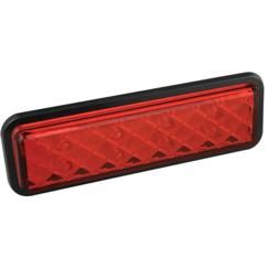 LED-Nebel Slimline-Montage | 12-24V | 0,18 M. Kabel