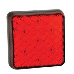 Kompakte LED-Brems- / Rücklicht 12v 30cm. Kabel