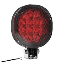 LED-Nebelscheinwerfer | 12-24V | 50cm. Kabel (vertikale Montage)