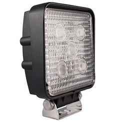 LA LED Arbeitsscheinwerfer | 15 Watt | 1200 Lumen | 10-110v | Flut-Lichtstrahl