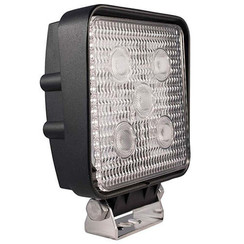 LA LED Work light | 15 watt | 1200 lumens | 10-110v | Flood Beam