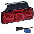 LED markeerlicht rood    12-24v    0,75mm² connector