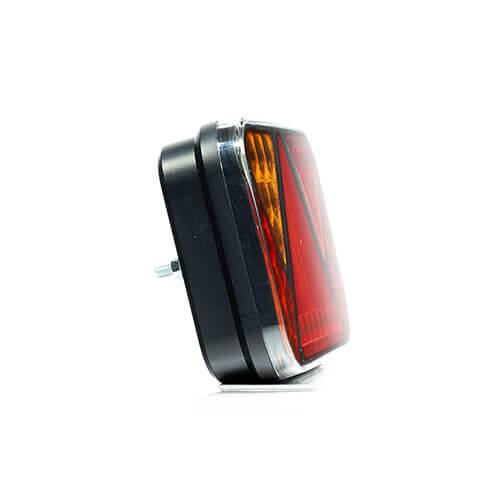 Fristom Links | LED achterlicht met mistlicht  12v 5PIN