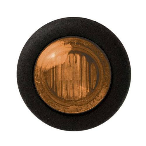 LED Autolamps  LED markeringslicht amber  | 12-24v | 20cm. kabel