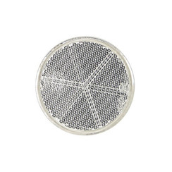 Witte reflector | 60 x 5,5mm | 3m-plakstrip