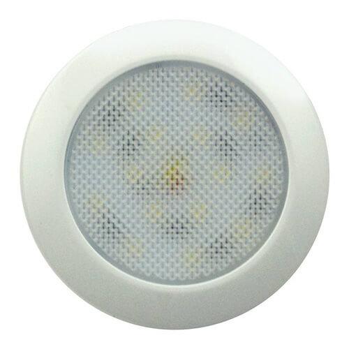 Ultraplatte LED interieurverlichting wit 24v koud wit