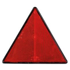 Driehoeksreflector met schroefmontage