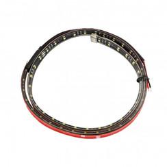 LED Interieurverlichting flexibele strip 61cm. 24v koud wit