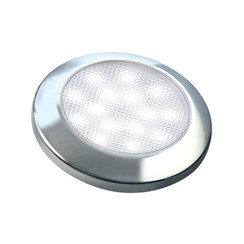 Ultraflaches Innenraum Chrom LED 12v zu wärmen weiß