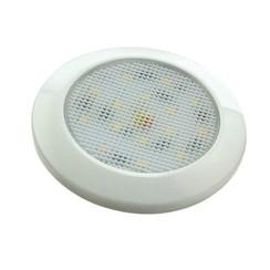 Ultraplatte LED interieurverlichting wit  12v warm wit