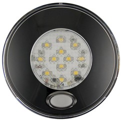 LED interior incl. Black switch 12v. warm white