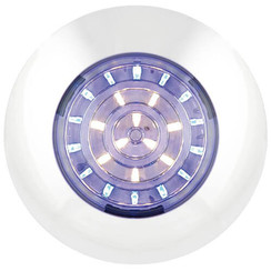 LED Interior duo color white and blue 12v