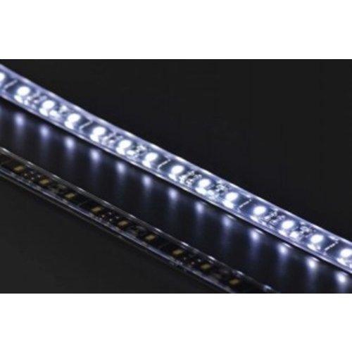 LED Autolamps  LED Interieurverlichting flexibele strip 45,7cm. 24v koud wit