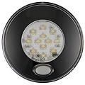 LED Autolamps  LED interieurverlichting incl. schakelaar zwart 24v. warm wit