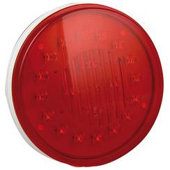 LED recessed fog | 12-24v | 40cm. cable