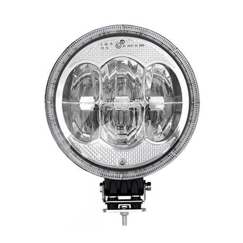 LED Autolamps  LED verstraler 5400 Lumen met dagrijverlichting  12 - 24v ECE-R112 ECE-R7