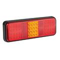 LED achterlicht zonder kentekenverlichting  | 12-24v | 40cm. kabel