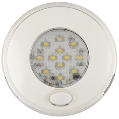 LED interieurverlichting incl. schakelaar wit  12v. warm wit