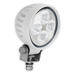 LA LED Work light | 12 watt | 800 lumens | 12-24v | Flood Beam White