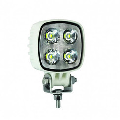 LED LA Werklamp | 12 watt | 1000 lumen | 12-24v | Floodbeam Wit