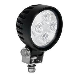 LA LED Work light | 12 watt | 800 lumens | 12-24v | Flood Beam Black