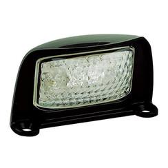 LED kentekenverlichting  | 12-24v | 2 pin's connector