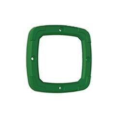 Kleurrand groen t.b.v. 36-serie Werklamp |