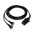 Cable harness 5-PIN | 3,0m long without DC-cable with 7-pole