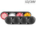 LED Autolamps  LED Combi lamp   12-24v   30cm. kabel (helder + zwart)