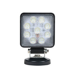 LED Work light | 13.5 watts | 1710 lumens | 9-36V | m.voet + s.plug