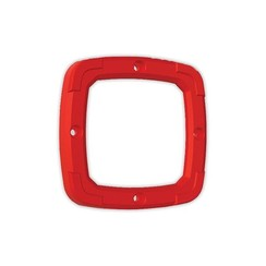 Randfarbe rot 36 Serie Arbeitsscheinwerfer dient  