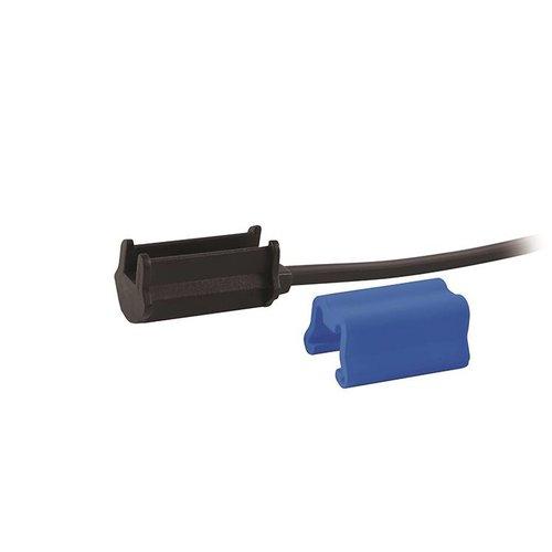 LED markeringslicht rood  | 12-24v |  0,75mm² connector