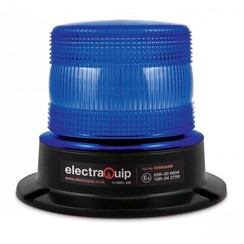 R65 LED Flash / beacon Blue | 10-30V |
