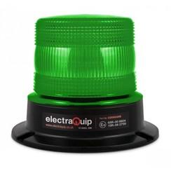 R65 LED-Blitz / Rundumleuchte Green | 10-30V |