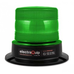 R65 LED Flash / beacon Green | 10-30V |