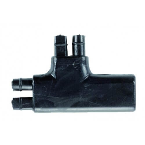 2 Pins T-connector