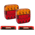 LED Autolamps  Combinatie lamp  12v Twinpack (99ARLL2)