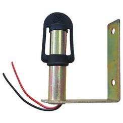 Mounting DIN plug (Type 4)