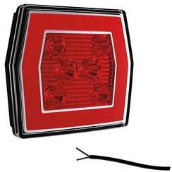 LED-Nebelschlussleuchte | 12-36V | 100cm. Kabel
