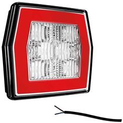 LED-Rückschlussleuchte | 12-36V | 100cm. Kabel