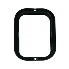 Black steel lens TBV 130 Series