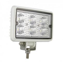 LED LA Werklamp | 6 watt | 720 lumen | 12-24v | Floodbeam Wit