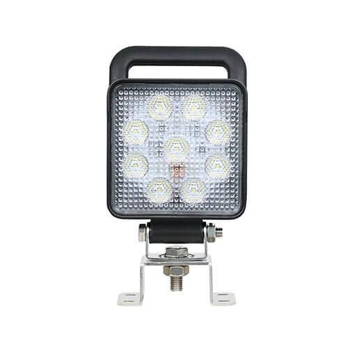 LED Werklamp   13,5 watt   1710 lumen   9-36v    40cm. kabel   IP69K
