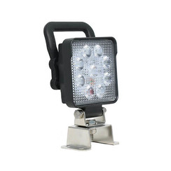 LED Work light | 13.5 watts | 1710 lumens | 9-36V | 40cm. cable | IP69K