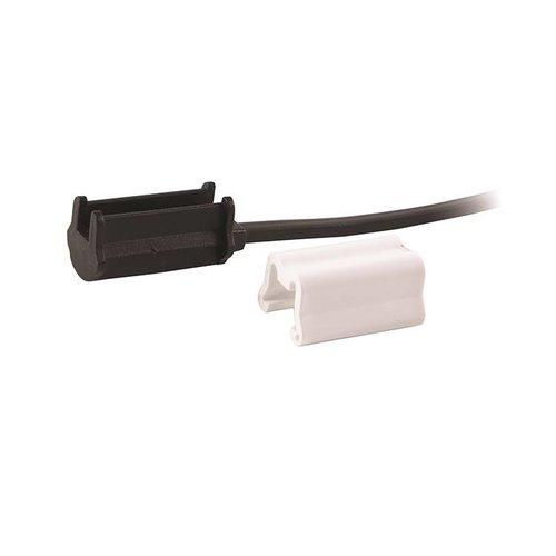Fristom LED markeringslicht rood  | 12-24v | 1,5mm² connector