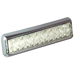 LED reverse light slimline   12-24v   40cm. cable